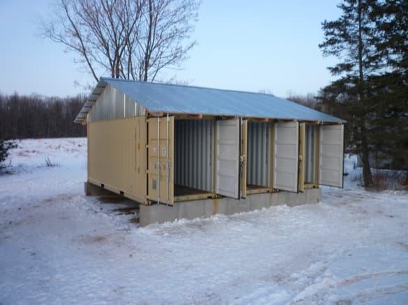 Couverture de cabine Tin_CAN
